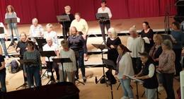 Frauen-Chorwochenende fand in der Landesmusikakademie Hessen statt