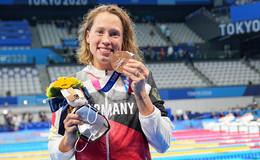 Hanauerin beendet 13 Jahre alten Olympia-Fluch der deutschen Schwimmer