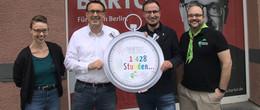 Katholische Jugendverbände im Bistum: 1.428 Stunden Zukunftszeit gesammelt