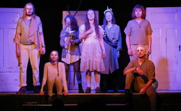 Grandiose Uraufführung von Europa - quid est !? im Kulturzentrum Kreuz