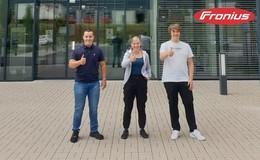 Fronius Future Talents - Ausbildungsstart 2021