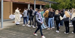3G, Testheft, Maskenpflicht: So läuft der Corona-Schulstart am Marianum