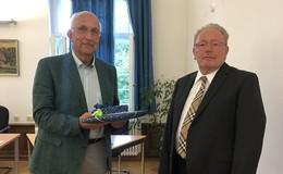 Eichhof: Rainer-Hans Vollmöller als Nachfolger von Dr. Wolfgang Kniepert