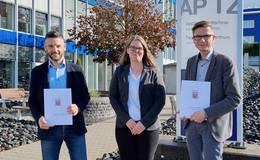 Perspektiven geben: b+m schließt Kooperation mit Lichtbergschule Eiterfeld
