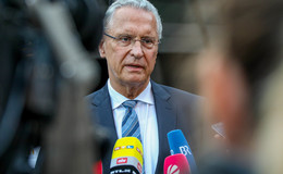 Innenminister Herrmann nach Bluttat: Verletzte ringen noch um ihr Leben