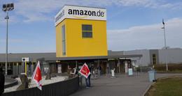 Streik bei Amazon: Beschäftigte kämpfen weiter für bessere Bezahlung