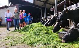 Hessische BioTage: Zwei Radtouren zu zwei Bauernhöfen in der Region