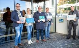 Hotel Villa-Raab als Ort der Industriekultur Mittelhessen ausgezeichnet