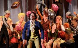 Goethe! gewinnt in drei Kategorien beim Deutschen Theater und Musical Preis