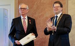 OB Wingenfeld würdigt herausragende Verdienste Winfried Engels