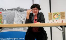 Zeitzeugin Marie-Luise Tröbs berichtet von ihrer Zwangsaussiedlung
