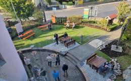 Sanierung und Umgestaltung im Rathaus-Garten