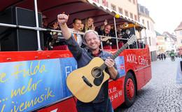 Tobi Kämmerer begeistert mit 45-Minuten-Sendung: Fulda, was ne Pracht