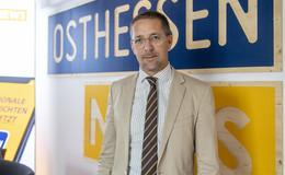 Scheidender Landrat Dr. Michael Koch (CDU) blickt mit Stolz auf seine Amtszeit