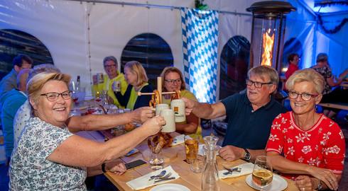 Herzlich Willkommen zum kleinen Oktoberfest in der Hessenmühle!