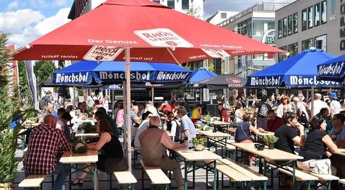 Bierliebhaber willkommen: heute letzter Tag beim Festival des Bieres