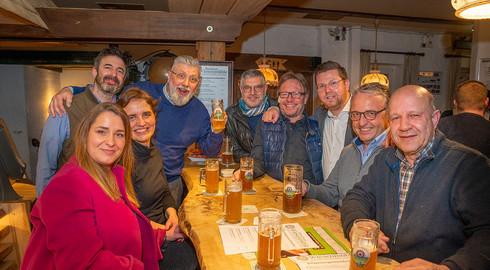 Oldies but Goldies: Tolle Stimmung in der Wiesenmühle zum 30-Jährigen