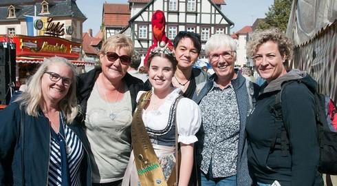 Sockenfest mit Regionalmarkt, Oldtimern, Kultur und verkaufsoffenem Sonntag