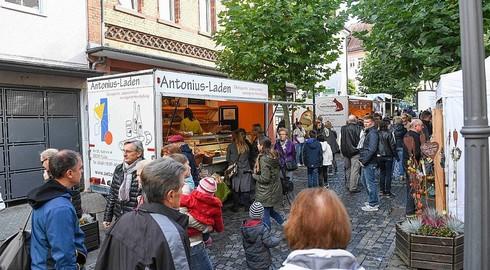 6. Hünfelder Landpartie - Regionale Produkte und Köstlichkeiten